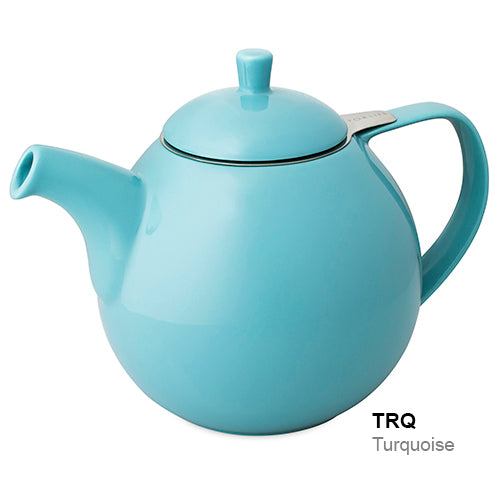 Curve Teapot With Infuser 45 oz