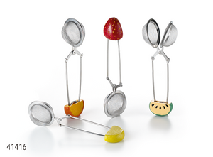 Fruit Tea Strainer Tongs
