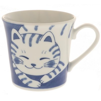 Affectionate Tabby Mug - Todd & Holland Tea Merchants