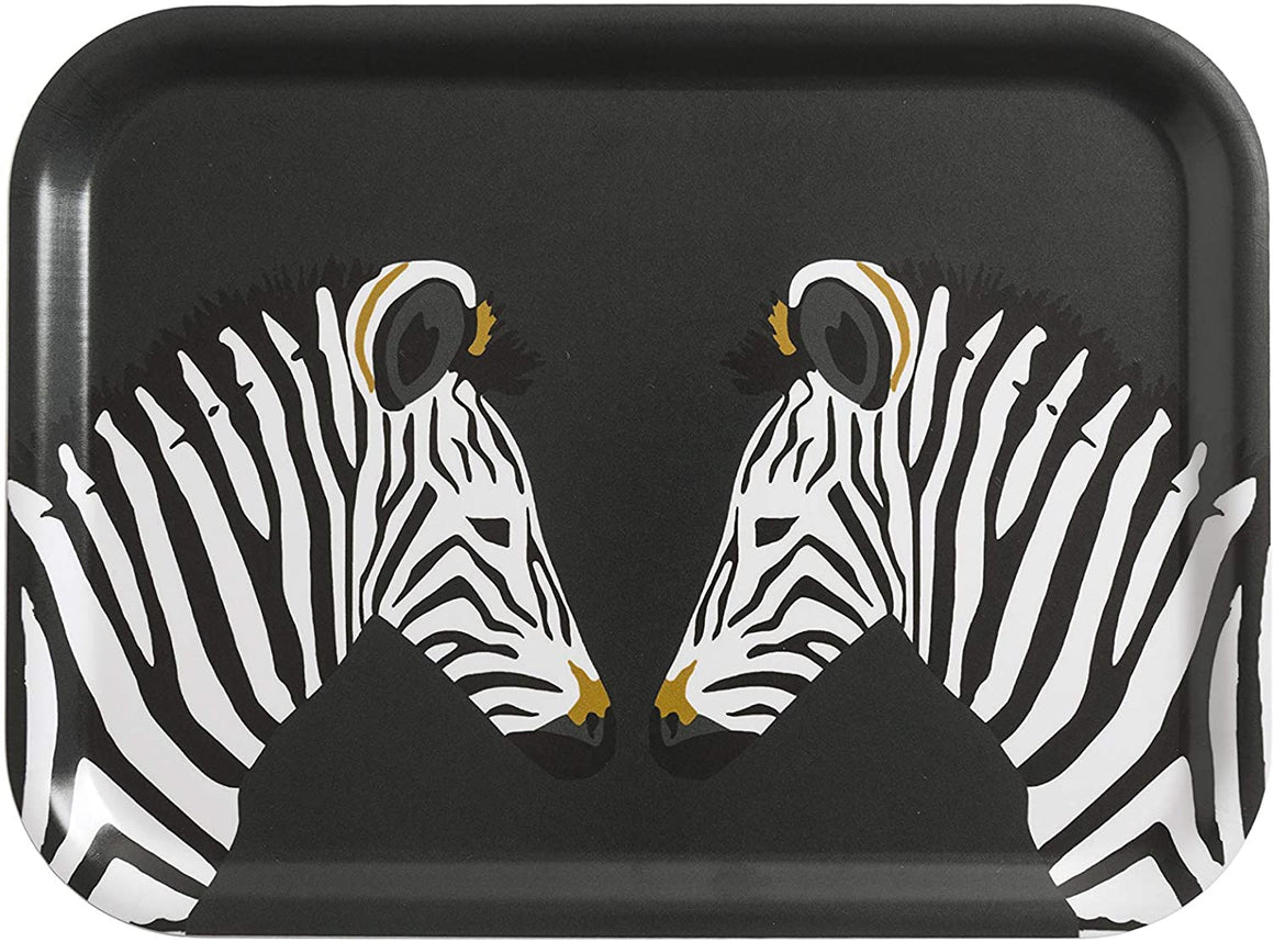 Small Zebra Tray