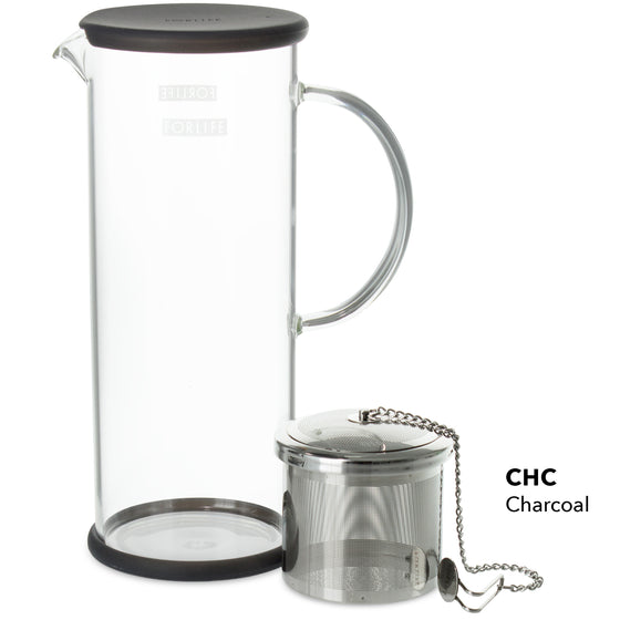 Lucent Iced Tea Pitcher