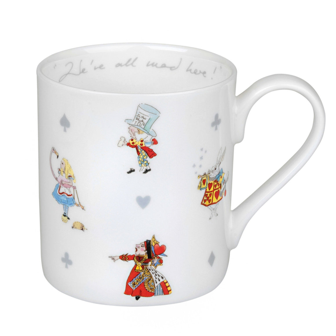 Alice in Wonderland mug - Todd & Holland Tea Merchants