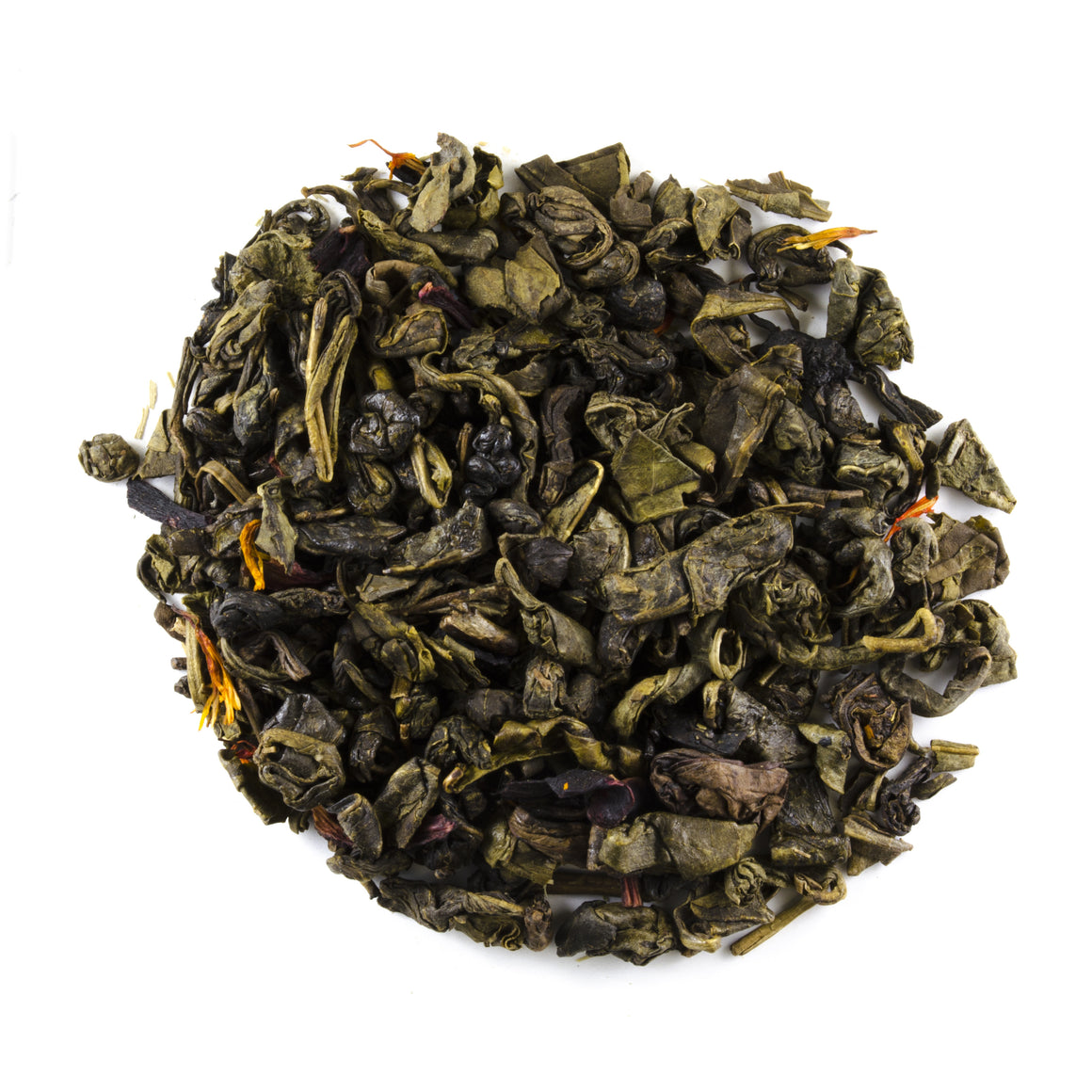 Green Tea with Lemon and Hibiscus - Todd & Holland Tea Merchants