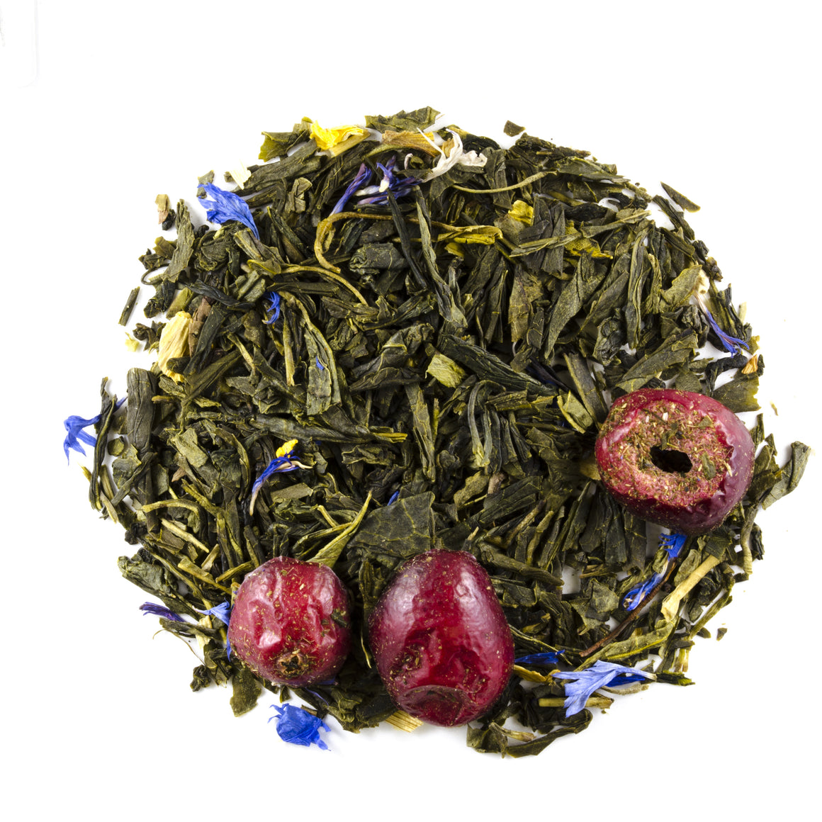 Cranberry Dragon's Eye - Todd & Holland Tea Merchants