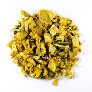 Turmeric Mango Mosaic - Todd & Holland Tea Merchants