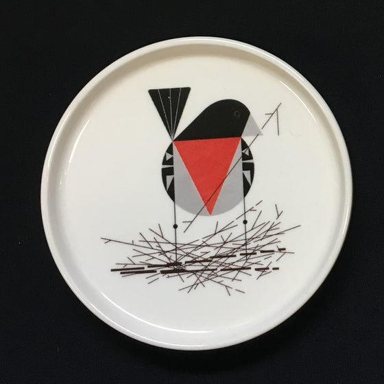 Charley Harper Bird Dish - Todd & Holland Tea Merchants
