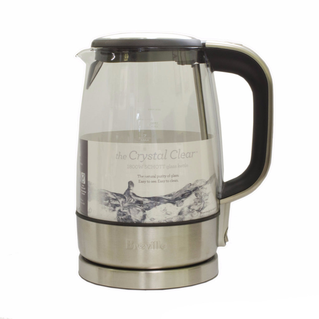 Breville Crystal Clear Kettle - Todd & Holland Tea Merchants