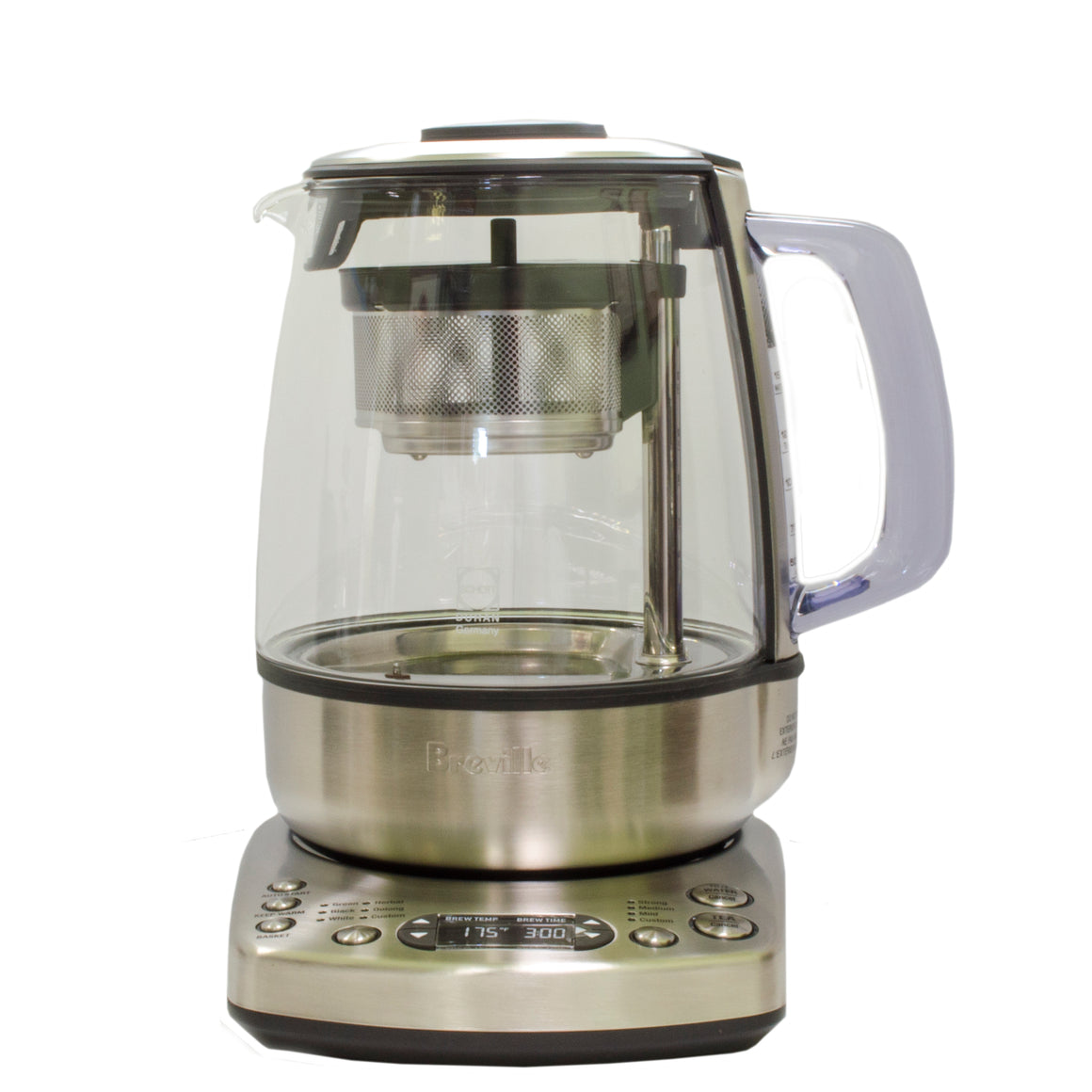 Breville One-Touch Tea Maker - Todd & Holland Tea Merchants