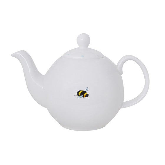 Busy Bee Teapot - Todd & Holland Tea Merchants