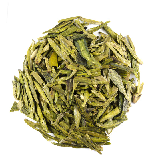 Lung Ching Dragon's Well Early Spring - Todd & Holland Tea Merchants
