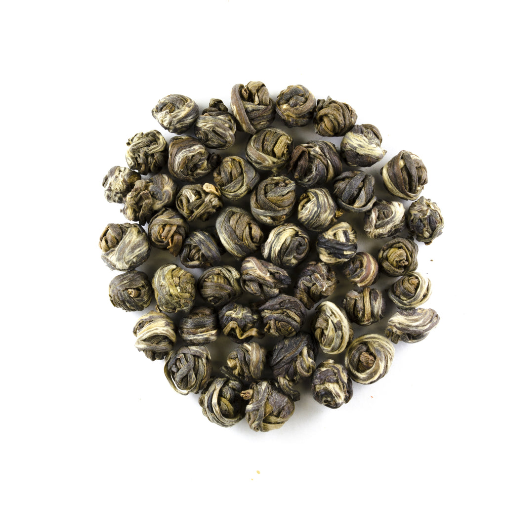 Jasmine Pearls - Todd & Holland Tea Merchants