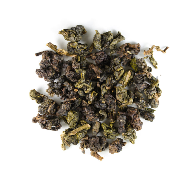 Taiwan Oolong Teas