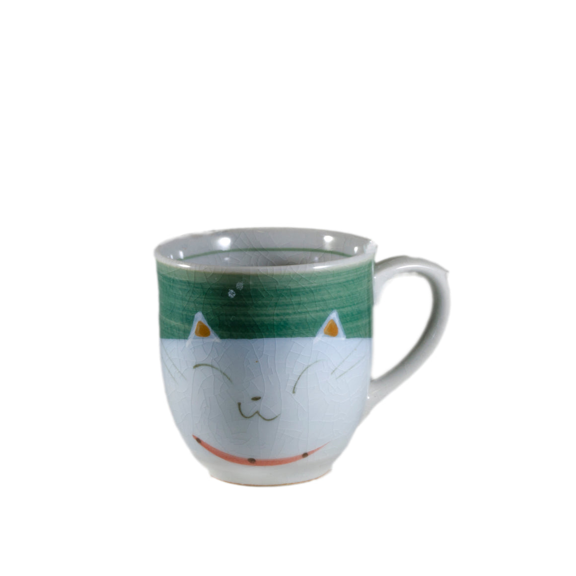 Cat Face Mug - Todd & Holland Tea Merchants