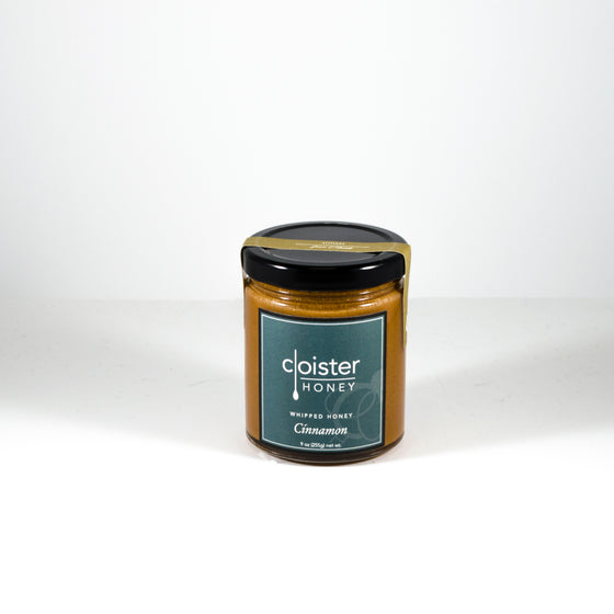 Cloister Whipped Honey with Cinnamon - Todd & Holland Tea Merchants