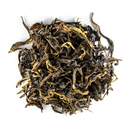 Darjeeling Glenburn Estate Autumnal Oolong - Todd & Holland Tea Merchants