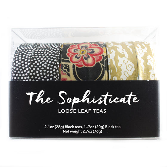 The Sophisticate - Todd & Holland Tea Merchants