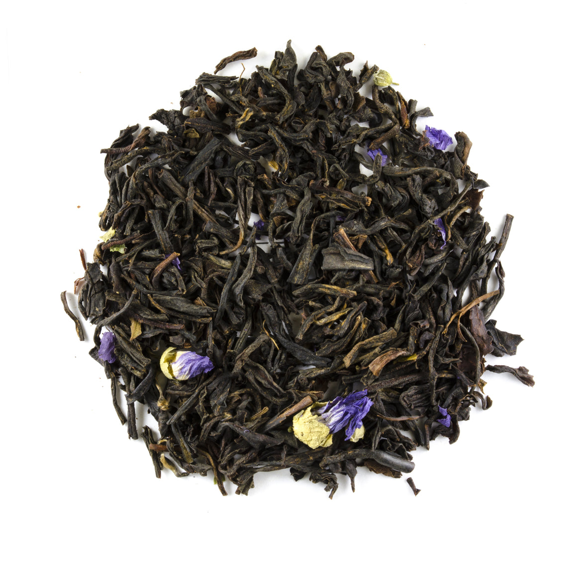 Earl Grey with Blue Flowers - Todd & Holland Tea Merchants
