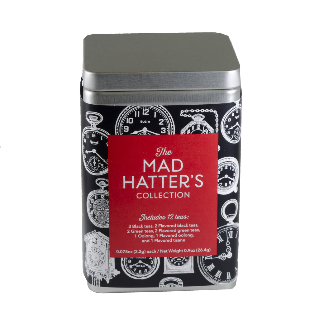 The Mad Hatter's Tea Collection - Todd & Holland Tea Merchants
