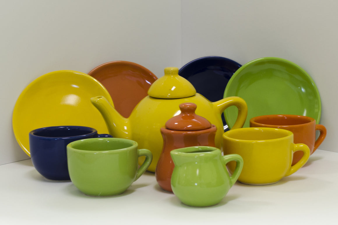 Fiestaware Tea Set - Todd & Holland Tea Merchants