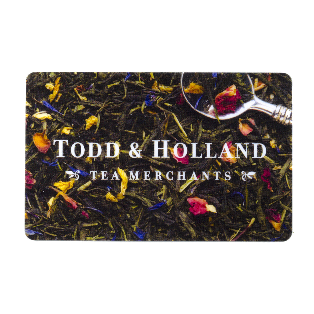 Gift Card - Todd & Holland Tea Merchants