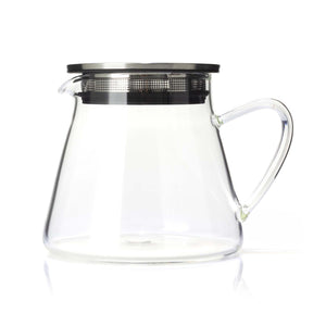 Fuji Glass Teapot with Infuser Lid