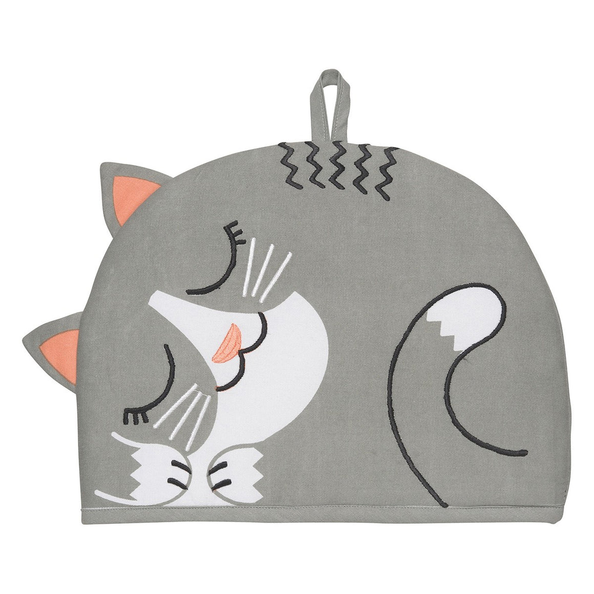 Pekoe Cat Tea Cozy - Todd & Holland Tea Merchants