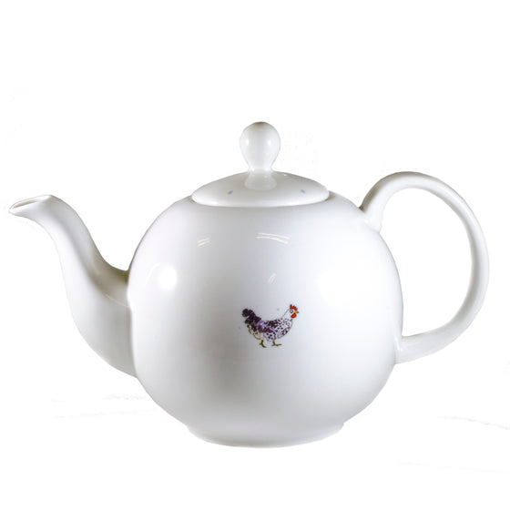 Chicken Teapot - Todd & Holland Tea Merchants