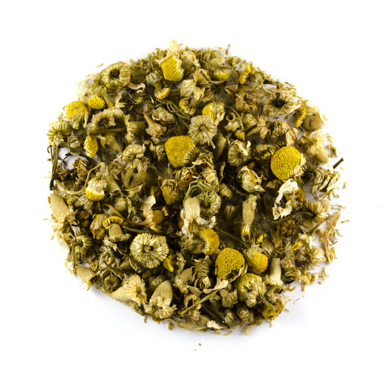 Egyptian Chamomile Flowers - Todd & Holland Tea Merchants