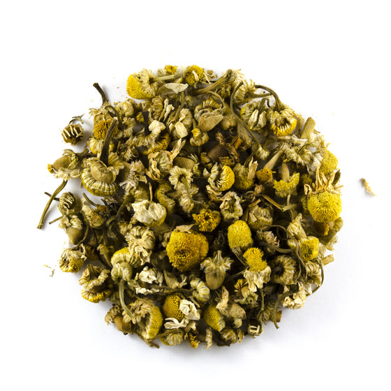 Golden Vanilla Chamomile - Todd & Holland Tea Merchants