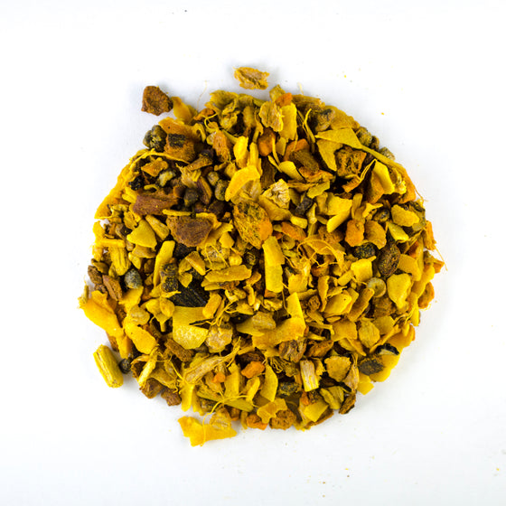 Royal Turmeric Chai - Todd & Holland Tea Merchants