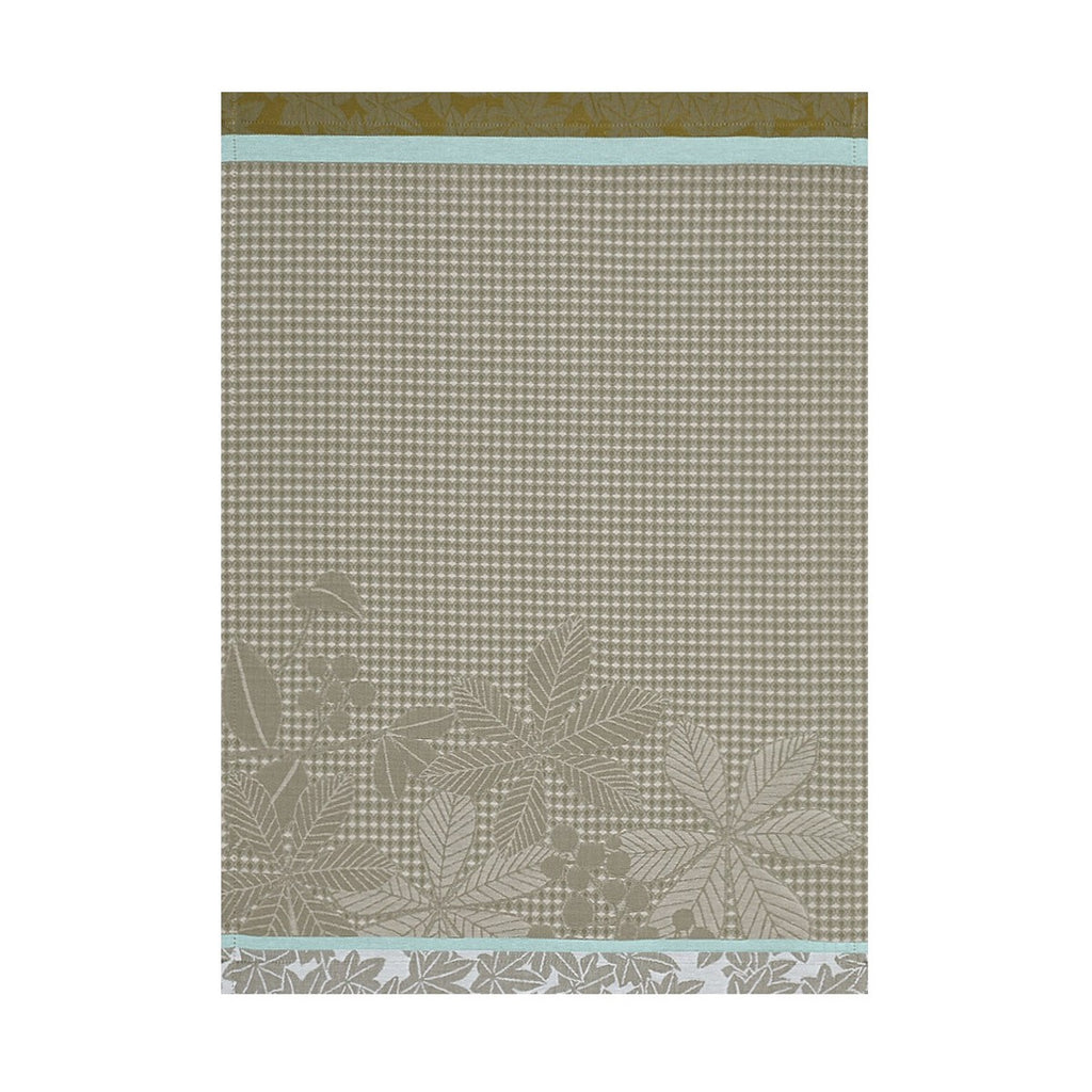 Le Jacquard Francais Feuilles D'automne Tea Towel - Todd & Holland Tea Merchants