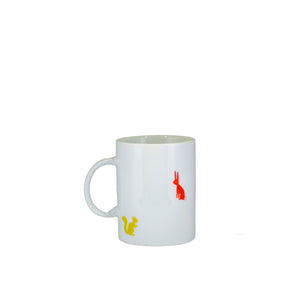 Woodland Creatures Mug - Todd & Holland Tea Merchants