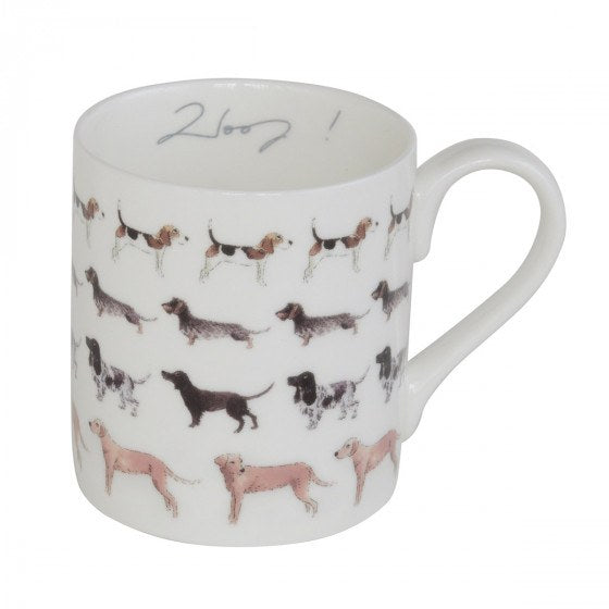 Woof Mug - Todd & Holland Tea Merchants