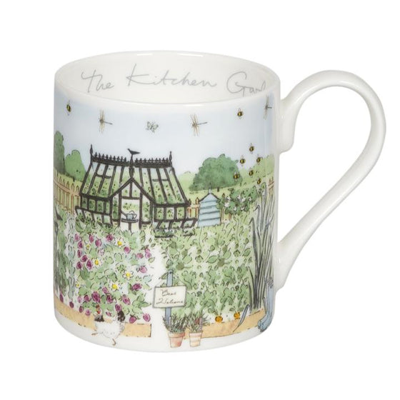 The Kitchen Garden Mug