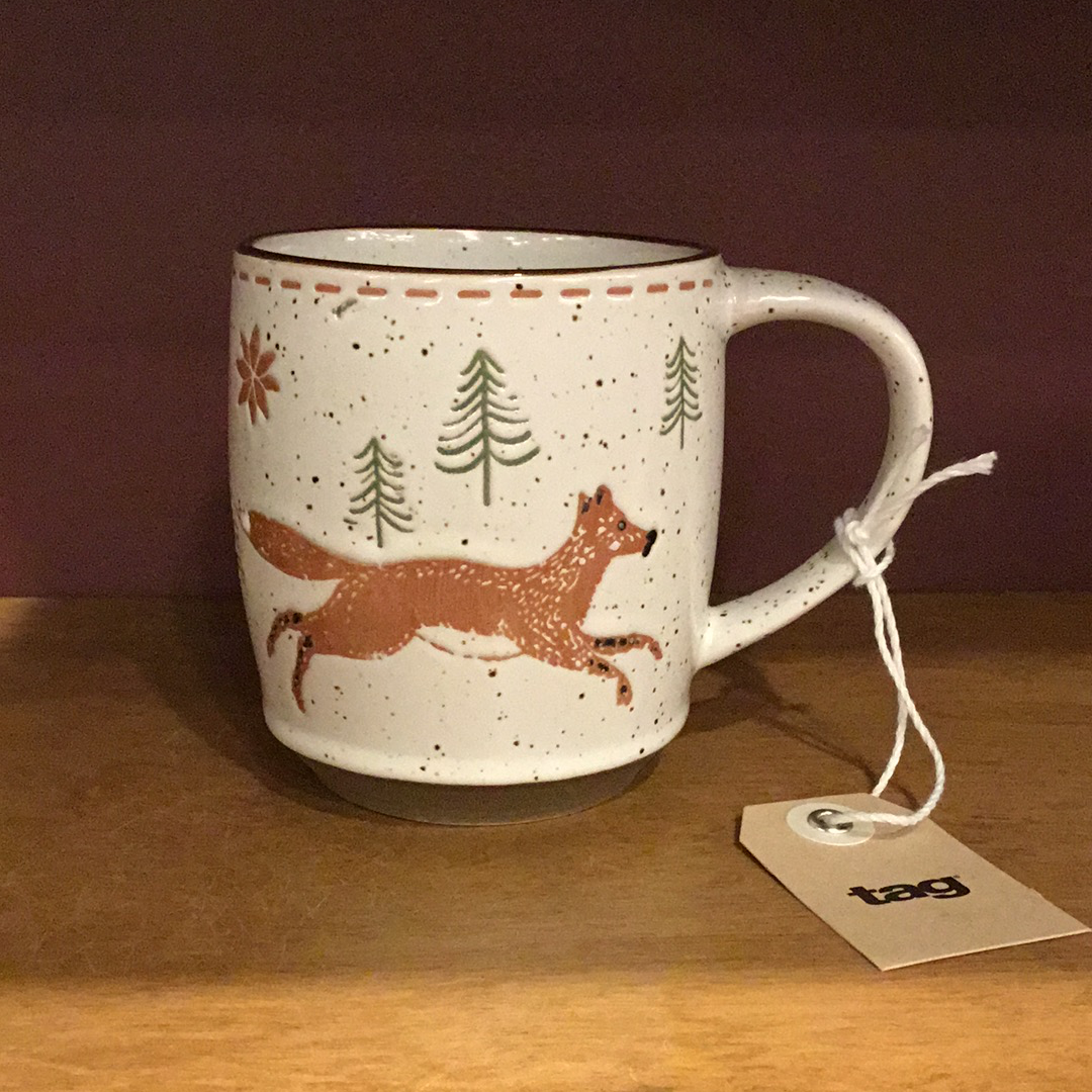 Friendly Fox Mug