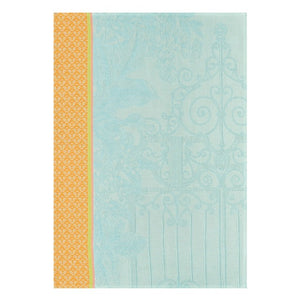 Monceau Aqua Green Tea Towel