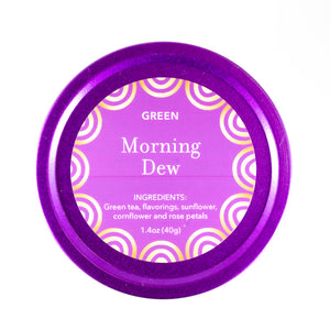 Morning Dew in Purple Haze Tin