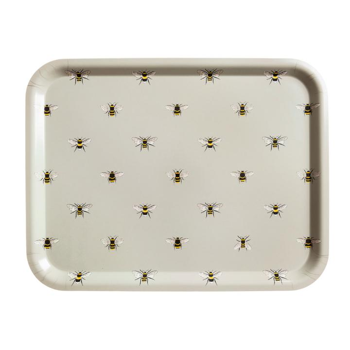 Large Bees Tray