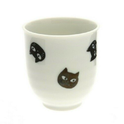 Black Cat Fish Bones cup