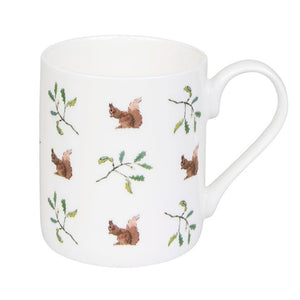 Squirrel National Trust Mug