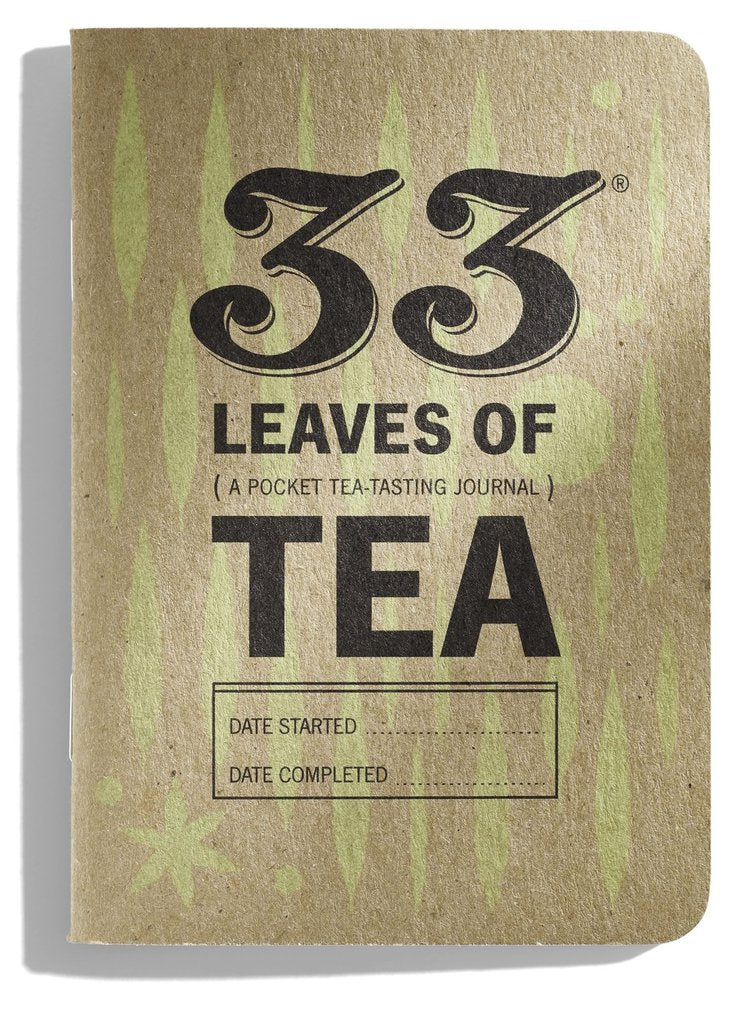 33 Books of...Teas, Beer, Cheese
