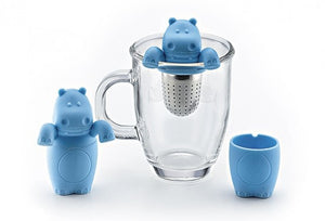 Hippo Tea Strainer