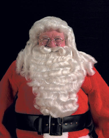Santa Claus Wig and Beard Sets