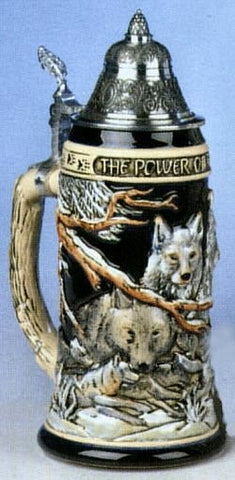 Wildlife Beer Steins