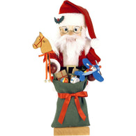Santa with Toys for sale, Ulbricht Limited Edition Nutcrackers - SavvyNiche.com