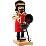 Barbecue BBQ Master, Ulbricht Limited Edition Nutcrackers - SavvyNiche.com