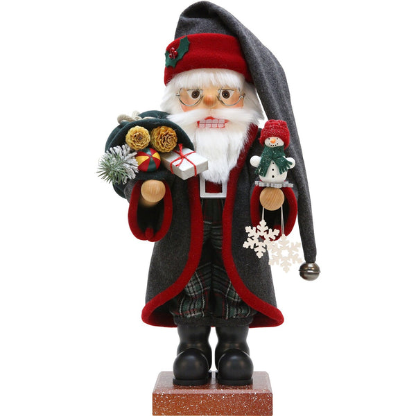 Father Frost, 2017 Ulbricht German Nutcrackers - SavvyNiche.com