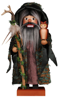 German Christmas Nutcracker Ulbricht Forest Legend