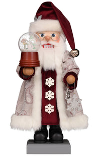 Santa Claus Snow Globe Nutcracker Ulbricht Christmas Nutcrackers