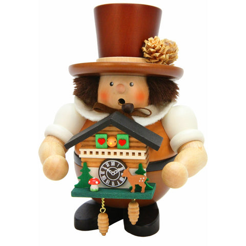 Black Forest Man with clock - SavvyNiche.com